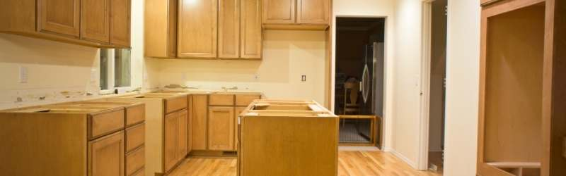 kitchen renovation average cost in Houston